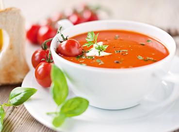 Súp kem cà chua