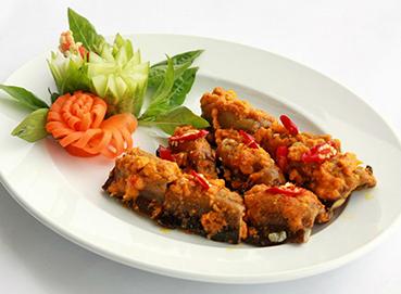 Lươn nướng sả ớt sa tế