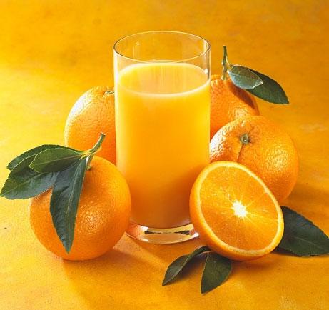 Nước cam ép (3 cách)