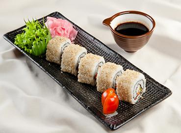 Sushi đậu hũ