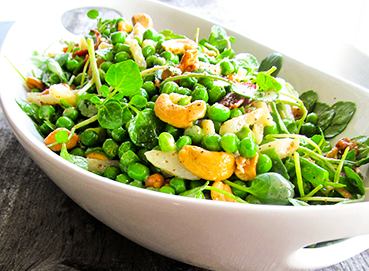 Salad đậu