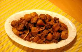 Thịt heo kho ngũ vị hương