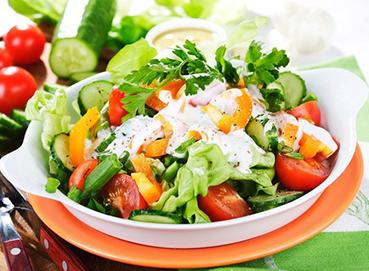 Salad thập cẩm kiểu Pháp