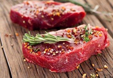 Bò beefsteak ướp