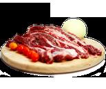 Nạm bò - Bò kho (Bò sạch Minh Chánh)