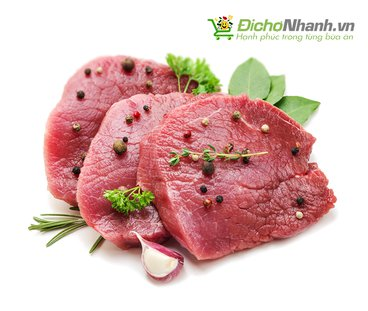 Bò bít tết ướp sẵn