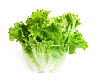 Salad xoăn