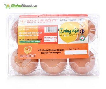 Vỉ 6 trứng