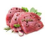 Bò beefsteak ướp sẵn
